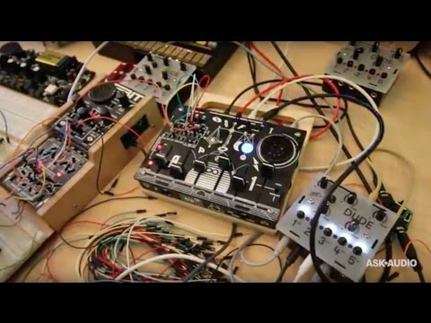 Superbooth 2017: Bastl Instruments Dude, Softpop synth & desktop modulars