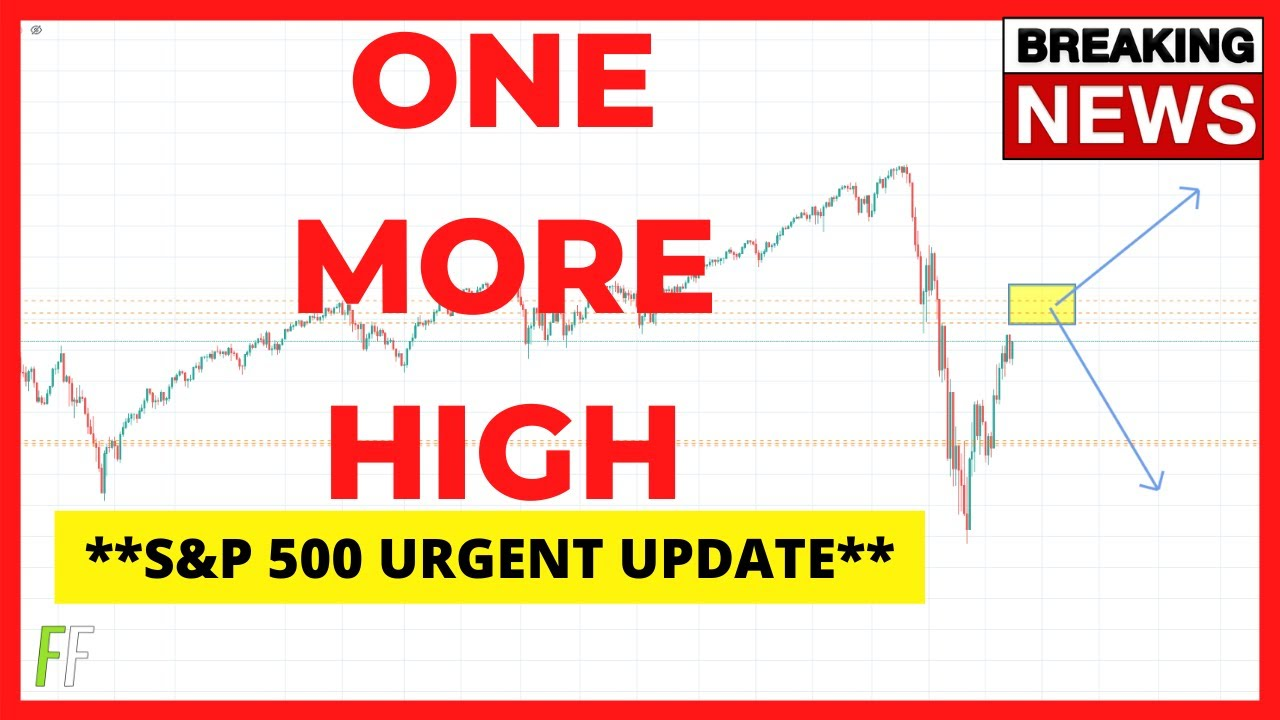 S&P 500 - ONE MORE HIGH ?! - [S&P 500 Technical Analysis 19.10.20]