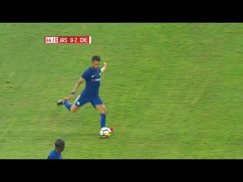 Cesc Fabregas vs Arsenal (Pre-Season) 22/07/2017 HD 1080i