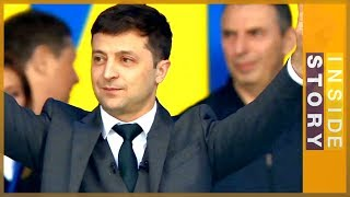 🇺🇦 Is Zelensky up to the president