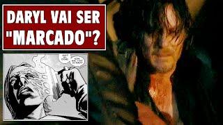 Negan vai DESFIGURAR o Daryl? - TWD