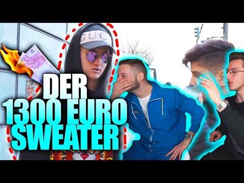 Der 1300 Euro Sweater... | inscope21 Reaktion