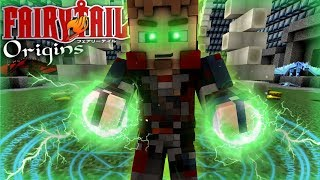 ASCENDING! - Minecraft FAIRY TAIL ORIGINS #25 (Modded Minecraft Roleplay)