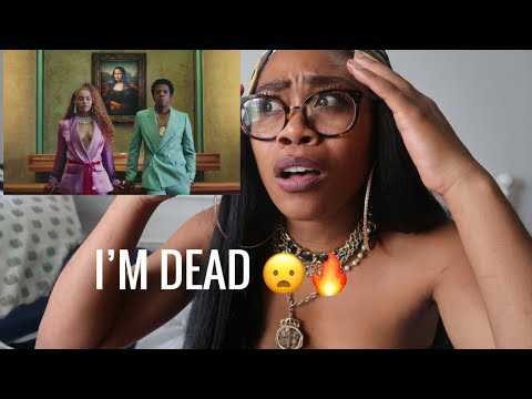 APES**T - THE CARTERS (OFFICIAL MUSIC VIDEO) REACTION + REVIEW