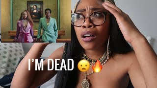 Baixar APES**T - THE CARTERS (OFFICIAL MUSIC VIDEO) REACTION + REVIEW