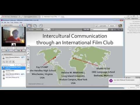 Learning2gether with Helaine Marshall - International Film Club