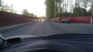 Пермь готовится к Путину. 2017. Забором закрыли шоссе Космонавтов.