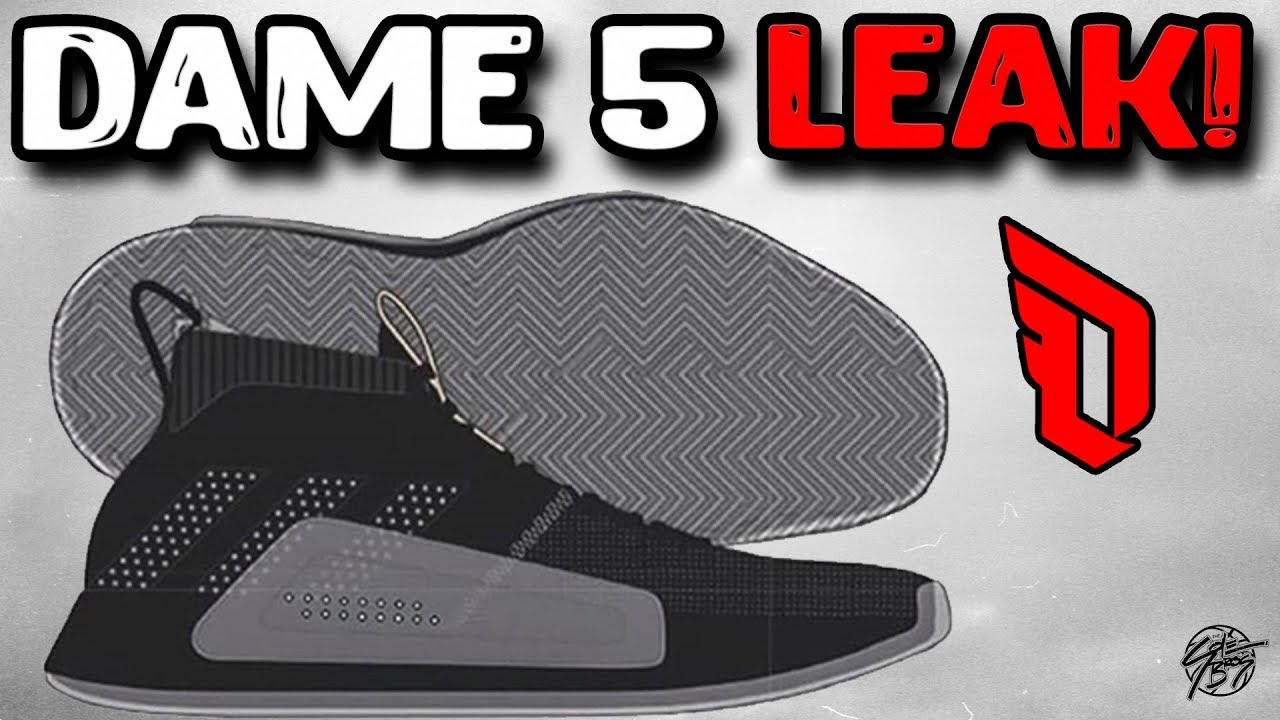 wholesale dealer f3b88 fe413 Adidas Dame 5 LEAK Initial Thoughts! (Damian Lillard)