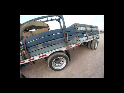 Wind Farm Blade Carriers-Jim The Trucker Video Series