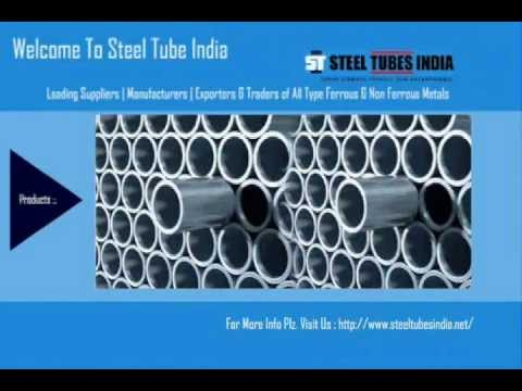Pipe Tube 316 304 Stainless Steel | Steel Tube India | Seamless Tube | Seamless Pipe | Welded Erw