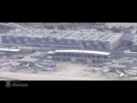 Breaking shooting at Fort Lauderdale Airport