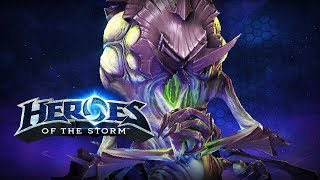 Heroes of the Storm (HotS) | THE NEVER FIGHTERS | Abathur Gameplay ft. Sinvicta