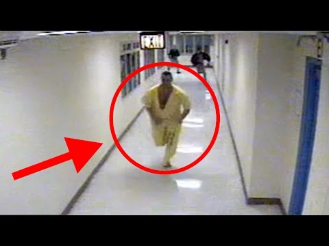 5 Escapes de prision captados en video - El Tope 5
