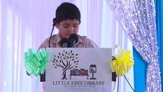Little Free Library  |  Testimonial #1