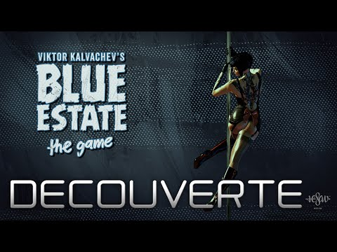 Blue Estate The Game - House of the dead ? | GAMEPLAY [FR]