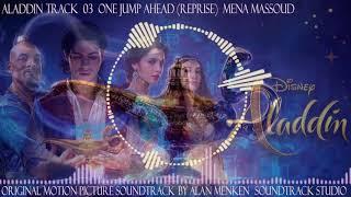 Aladdin, 03, One Jump Ahead (Reprise), Mena Massoud