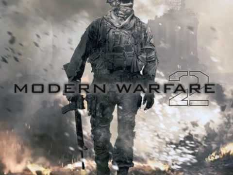 CoD: Modern Warfare 2 Soundtrack - Whitehouse Battle