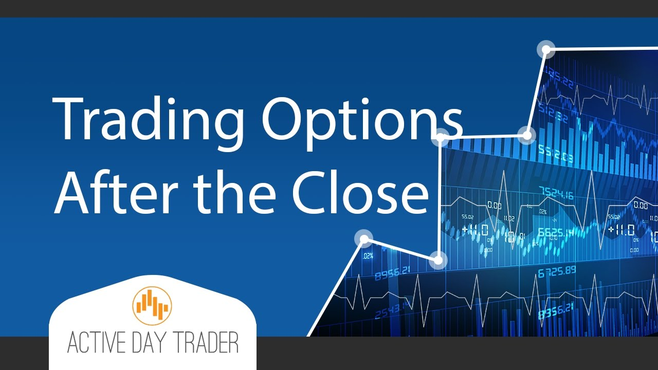 Stock options closing