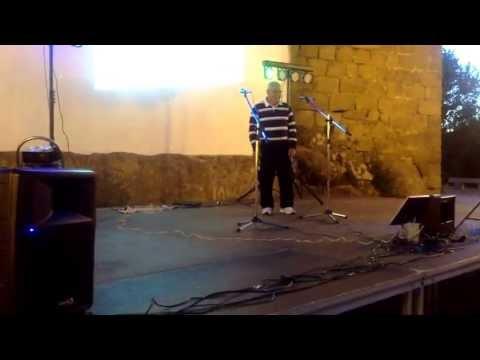 Fiesta de La Antigua Mayo 2013. Karaoke. Bejar (Salamanca)