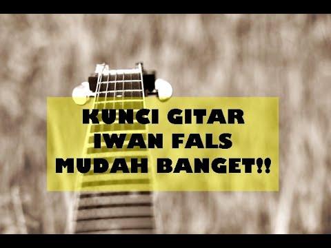 Kunci Gitar Kumenanti Seorang Kekasih Iwan Fals