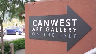A Glimpse inside Canwest Art Gallery on the Lake