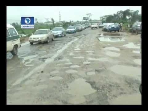 Nigerians are held ransom with Benin-Ore road - Jonathan