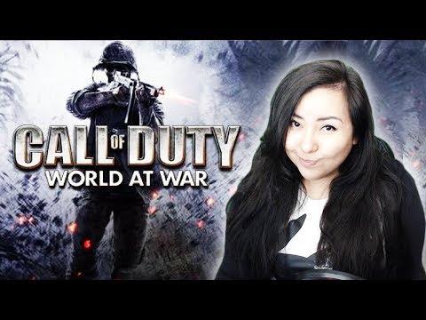 Call Of Duty:  World At War || AMAZING!