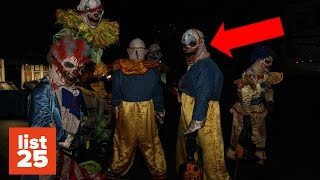 25 Creepy Clown Crime Facts You'll Want To Know