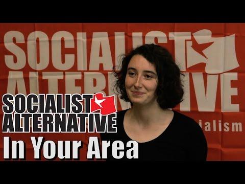 Socialist Alternative in your Area