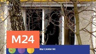 Смотреть видео Что стало причиной пожара в Конькове - Москва 24 онлайн