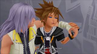 sora being gay