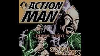 JCF Test: Action Max Search for Base X - Game Boy Color (VisualBoy Advance)