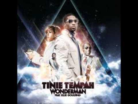 Tinie Tempah Wonderman