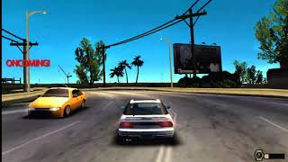 NFS Undercover PPSSPP test