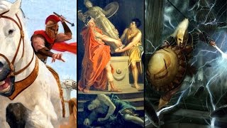 Video Diomedes - The Greek Hero of Iliad - King of Argos download MP3, 3GP, MP4, WEBM, AVI, FLV Agustus 2017