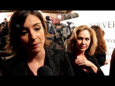 Sandra Barneda en la premiere de 'Volver a nacer'
