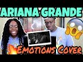 Ariana Grande - Emotions (Cover) |Couple Reacts