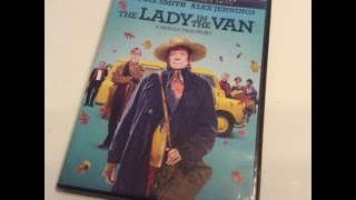 Critique DVD The Lady in the Van (La dame à la camionnette)