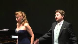 Ilya Ushullu & Marina Agafonova - G. Gershwin - Porgy & Bess duet