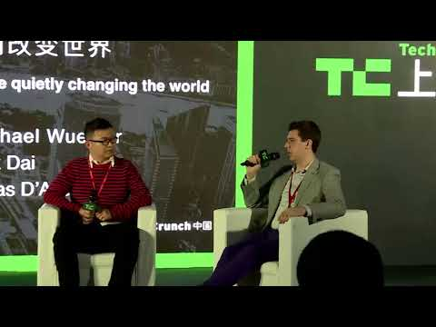 TechCrunch Shanghai 2017 - Just the beginning: How decentralized apps are quietly changing the world