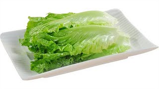 Lettuce is delicious in this way, simple and fast, full of garlic aroma, very delicious.