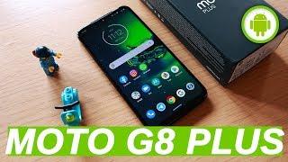 RECENSIONE Motorola MOTO G8 PLUS