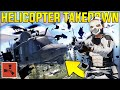TAKING DOWN the PATROL HELICOPTER in our NEW RUST HELI TOWER! - Rust Gameplay
