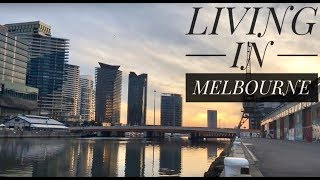 LIVING IN MELBOURNE // Australia