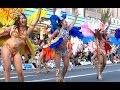 【 浅草サンバカーニバル 2014 ウニアン 2年連続 優勝!】 学生サンバ チーム ウニアン・ドス・アマドーリス