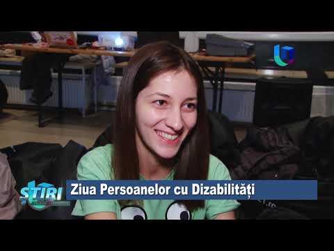 TeleU: Ziua Persoanelor cu Dizabilități