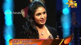 Hiru Golden Film Awards 2014 - Sri Lankan Artists