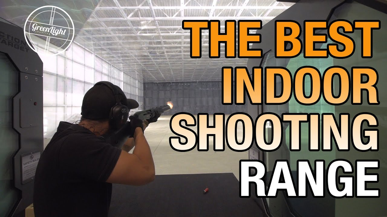 Disneyland For Gun Enthusiasts Best Indoor Shooting