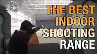 DISNEYLAND FOR GUN ENTHUSIASTS! - Best Indoor Shooting Range! - TNT Guns and Range Review