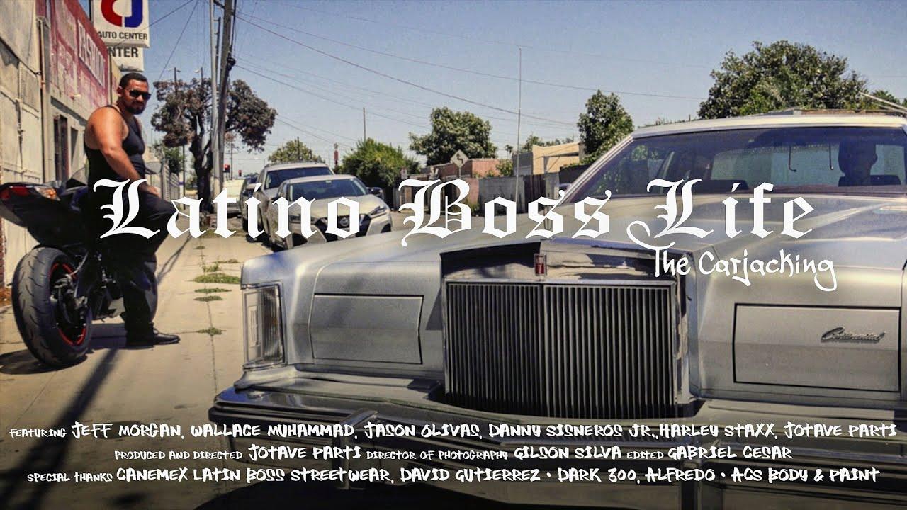 Latino Boss Life (The Carjacking)